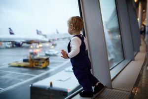 lugares para viajar com bebé