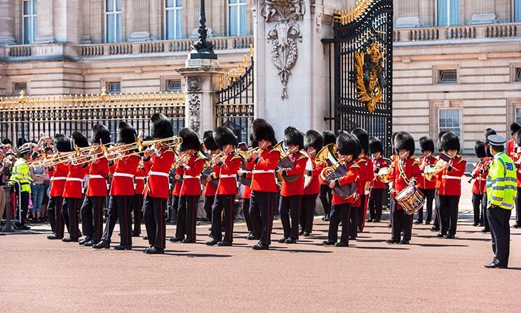 Melhores tours em Londres Troca da Guarda