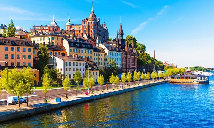 Estocolmo Cidade Velha