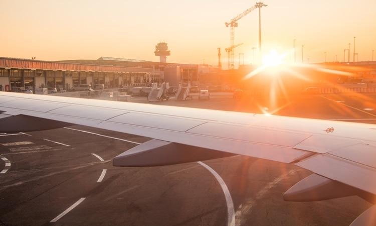 Passagens aéreas para Itália aeroporto