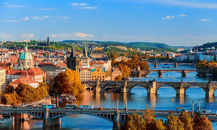 Ponte Carlos Praga
