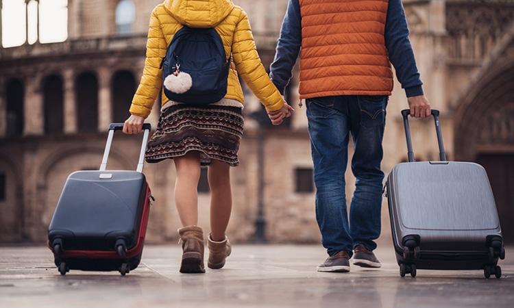 escolher sua mala de viagem