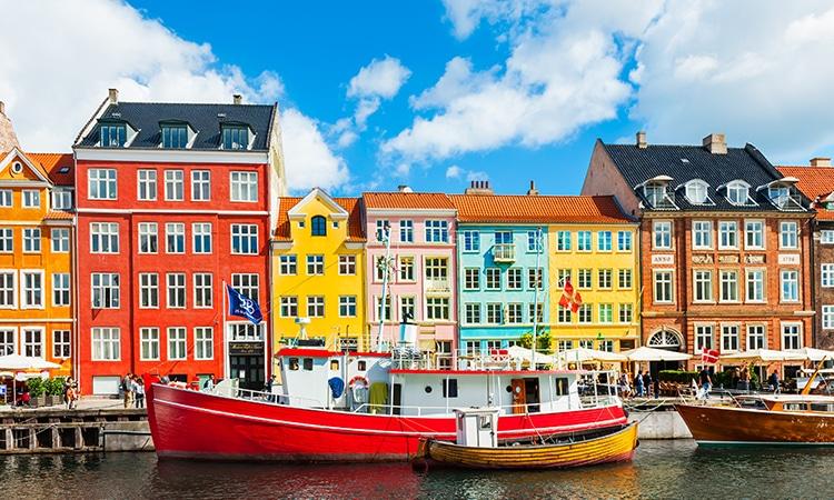 Hotéis em Copenhagen Nyhavn