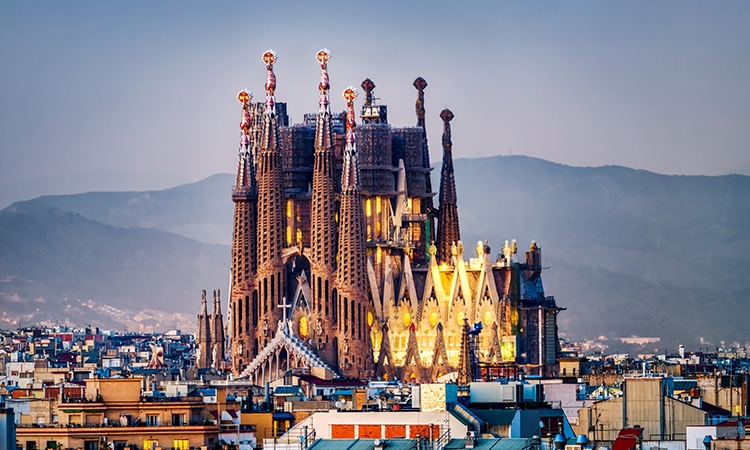Barcelona Roteiro Portugal e Espanha