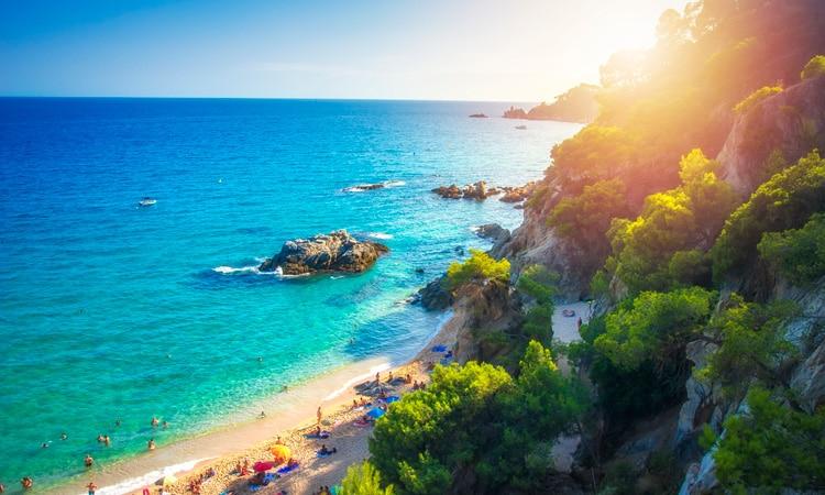 cidades mais visitadas da Europa em 2019 Mallorca