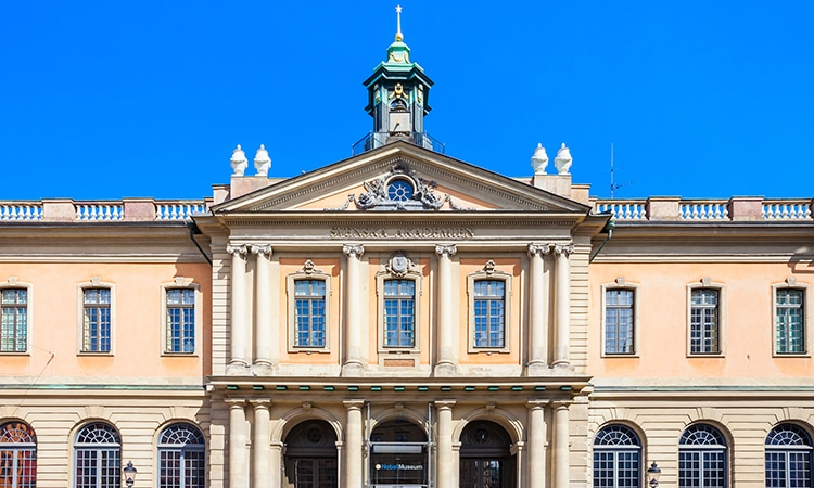 museu do prémio nobel em estocolmo