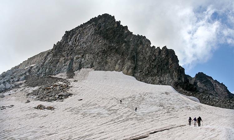 Pico aneto Pireneus