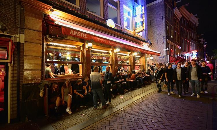 Roteiro Amsterdam vida noturna