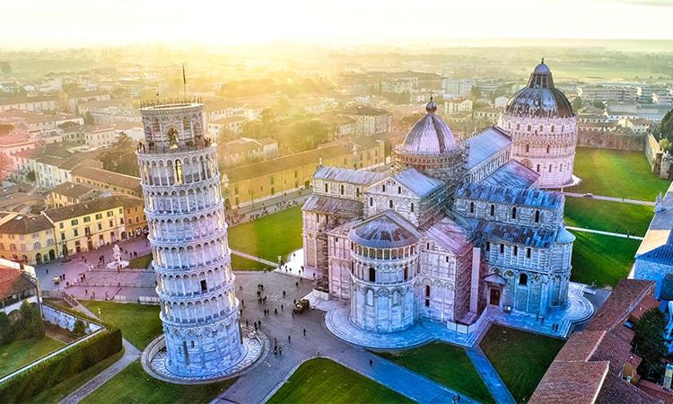 Roteiro Florença Pisa