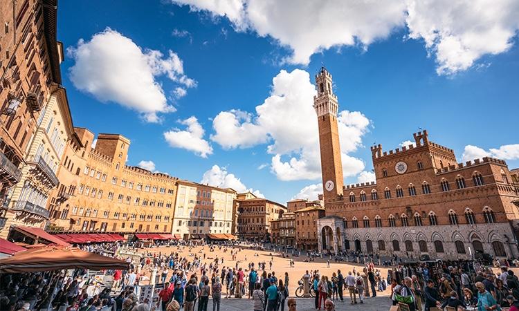 Roteiro Florença Siena