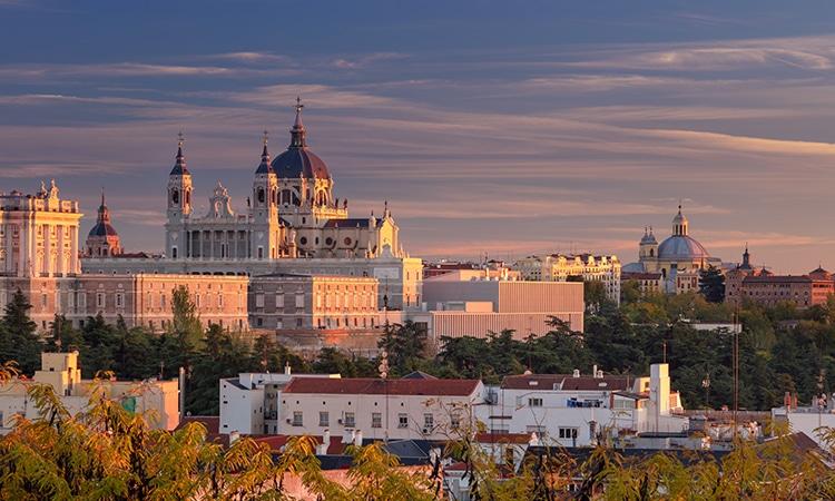 Roteiro Madrid Catedral de Almudena
