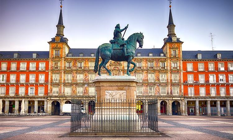 Roteiro Madrid Plaza Mayor