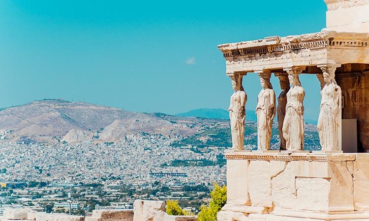 Templo de Erechtheion Atenas