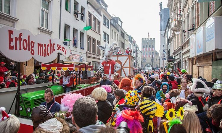 carnaval em colonia