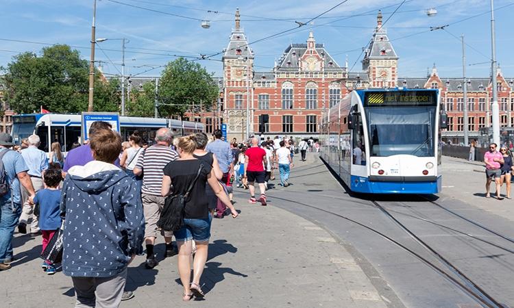 central station em amsterdam