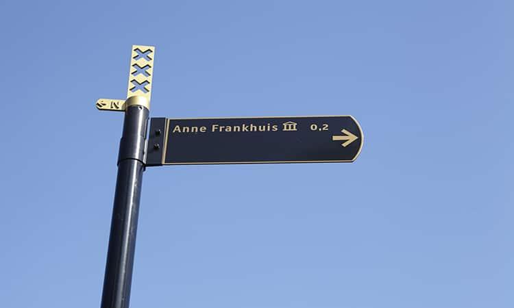 conheça a casa da anne frank