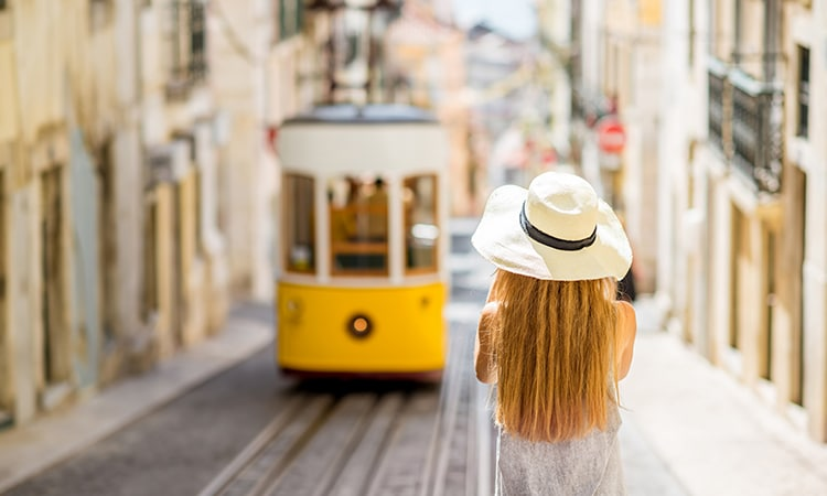 Roteiro Europa Lisboa