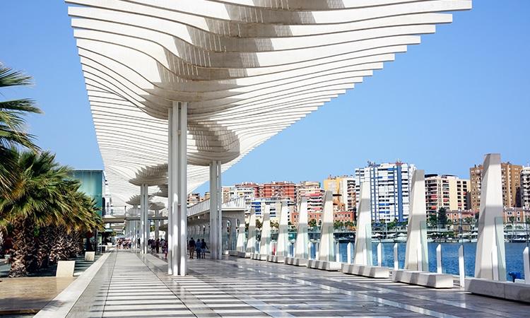 Roteiro pela Espanha Málaga