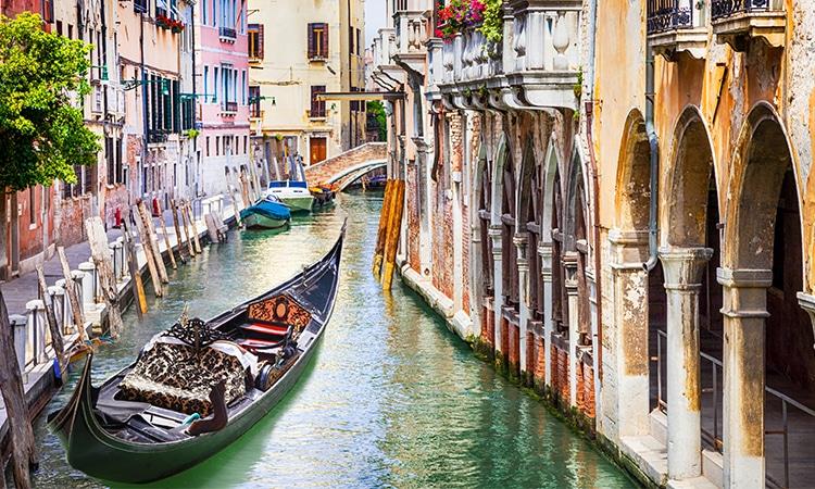 roteiro Veneza passeio de gôndola