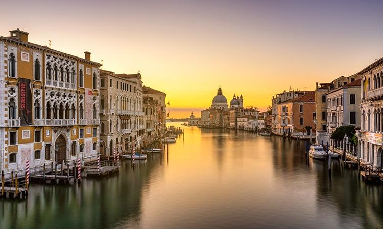 roteiro Veneza ponte da Academia