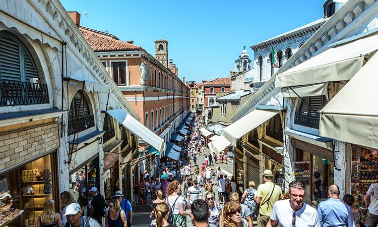 roteiro Veneza turistas