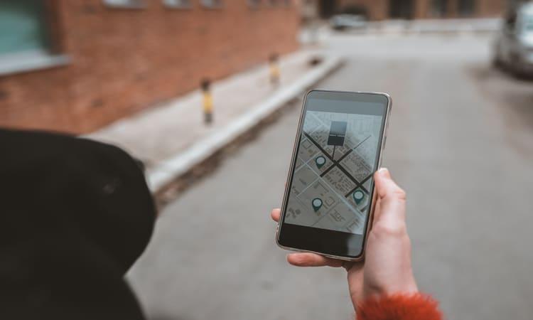 Chip celular para localização