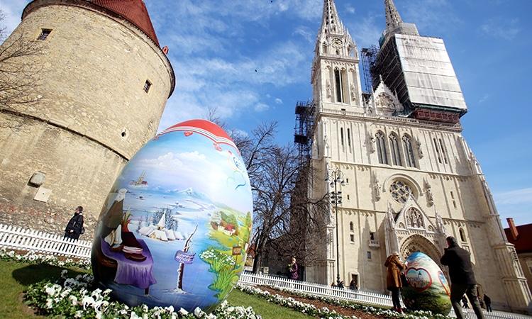 Lugares para viajar na Páscoa 2020 Zagreb
