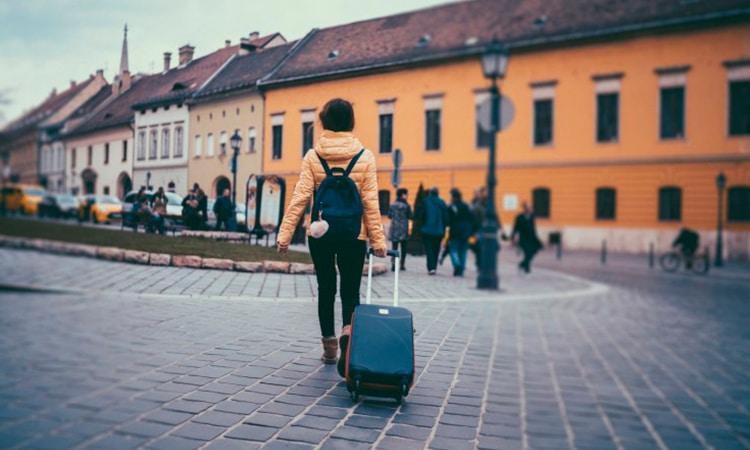 perfil de viajante