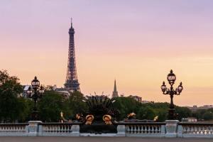 Pontos turísticos na Europa