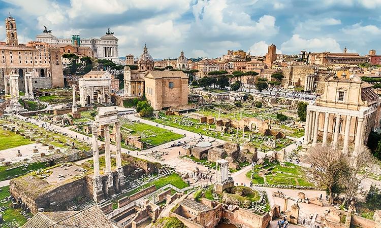 Fórum Romano Roma