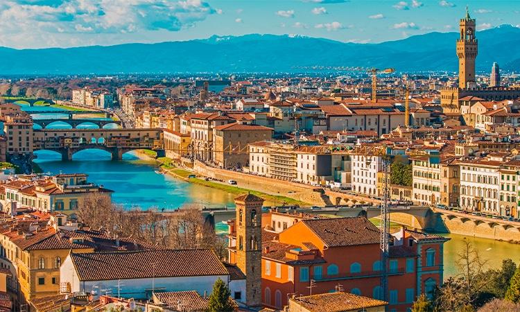 Florença viagem Itália de carro