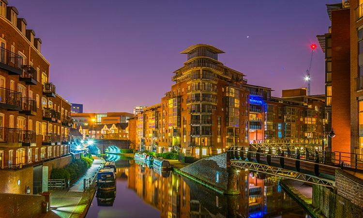 Birmingham principais cidades da Inglaterra