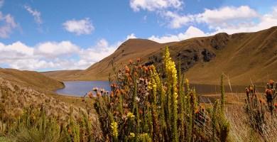 Ruta del Qhapaq Ñan Chunchi-Launag-Culebrillas-Ingapirca