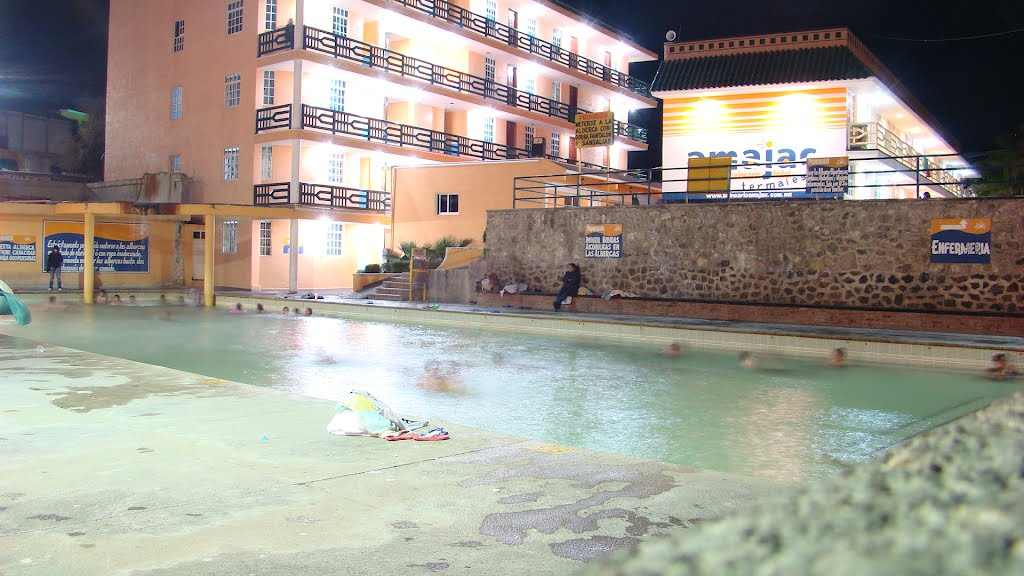 Balnearios Hidalgo Mexico En
