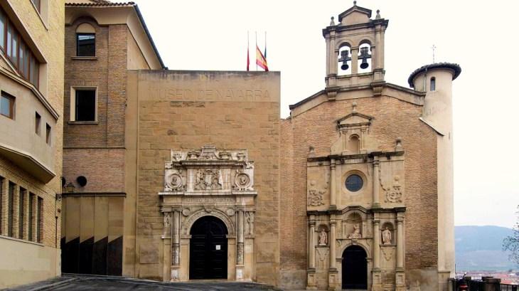 Museo de Navarra, Pamplona : Descubre Navarra, Turismo en Navarra
