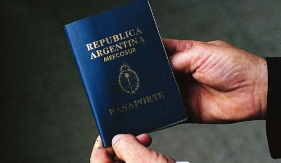 Sólo se podrá viajar al exterior con DNI, pasaporte o cédula.