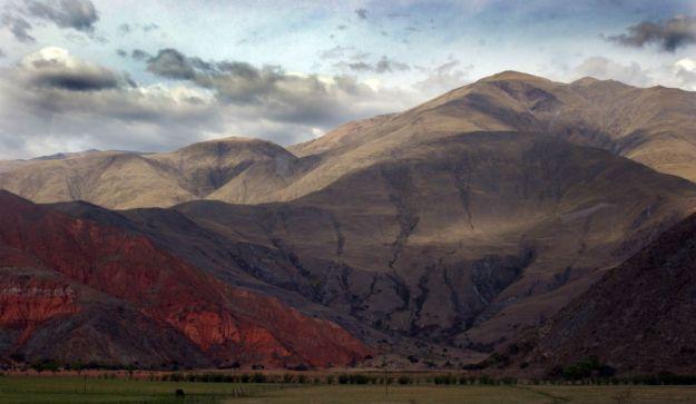 Aromas y colores de la Quebrada del Humahuaca