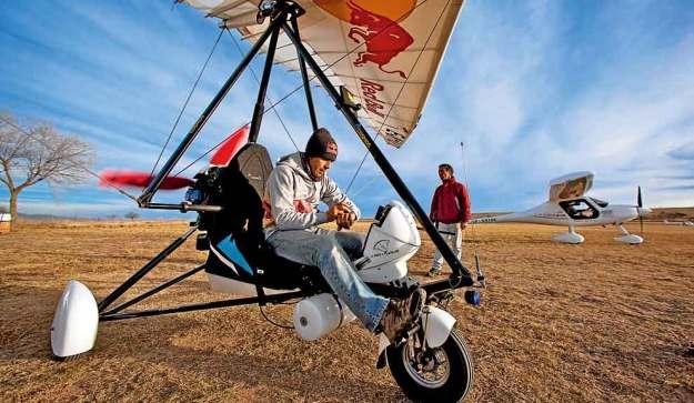 CIELOS CORDOBESES. El Aeroclub La Cumbre tiene una pista consolidada de 1.250 metros de longitud. Se encuentra en el km 67 de la RN 38, a 1.000 msnm. Foto: PERFIL