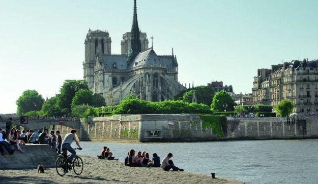 Los diez paseos más bonitos de París