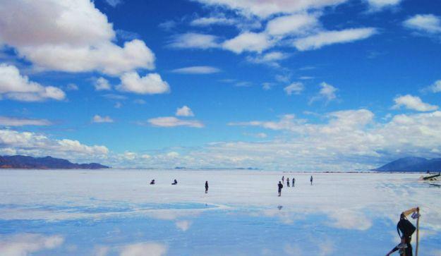 Salinas Grandes, un desierto blanco a 4.000 metros de altura