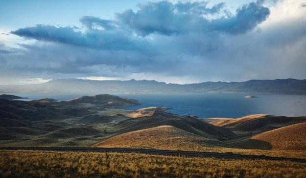 El nuevo tren partirá de Cusco atravesará las llanuras más altas de los Andes. Crédito:Belmond