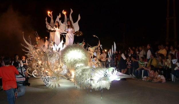 Gualeguaychú prepara la Fiesta de Carrozas estudiantiles
