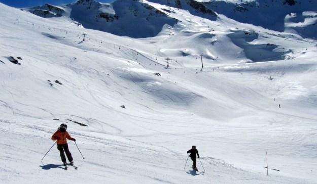 Ski europeo, más allá de los Alpes