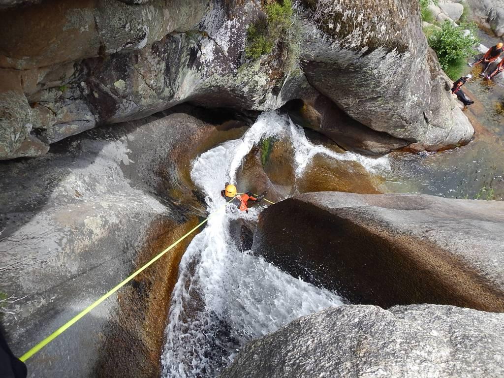 Barranco de los Papuos , Turismo Activa www.turismoactiva.com verano 2015 (75)