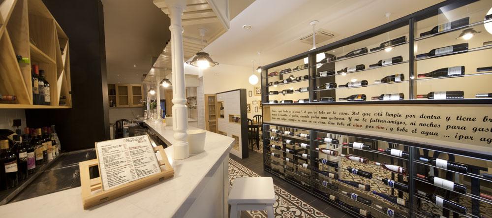 Vinoteca Restaurante Blas
