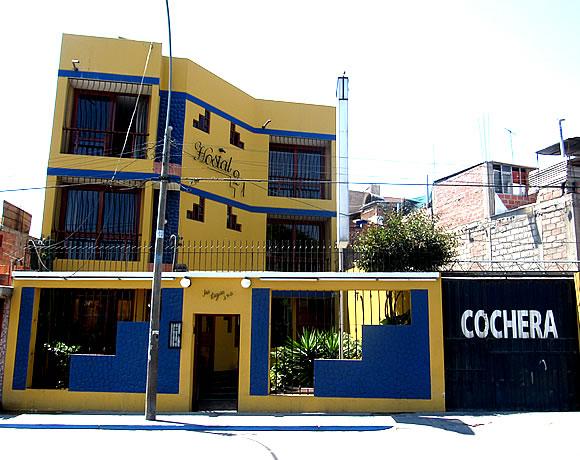 Hotel tacna1