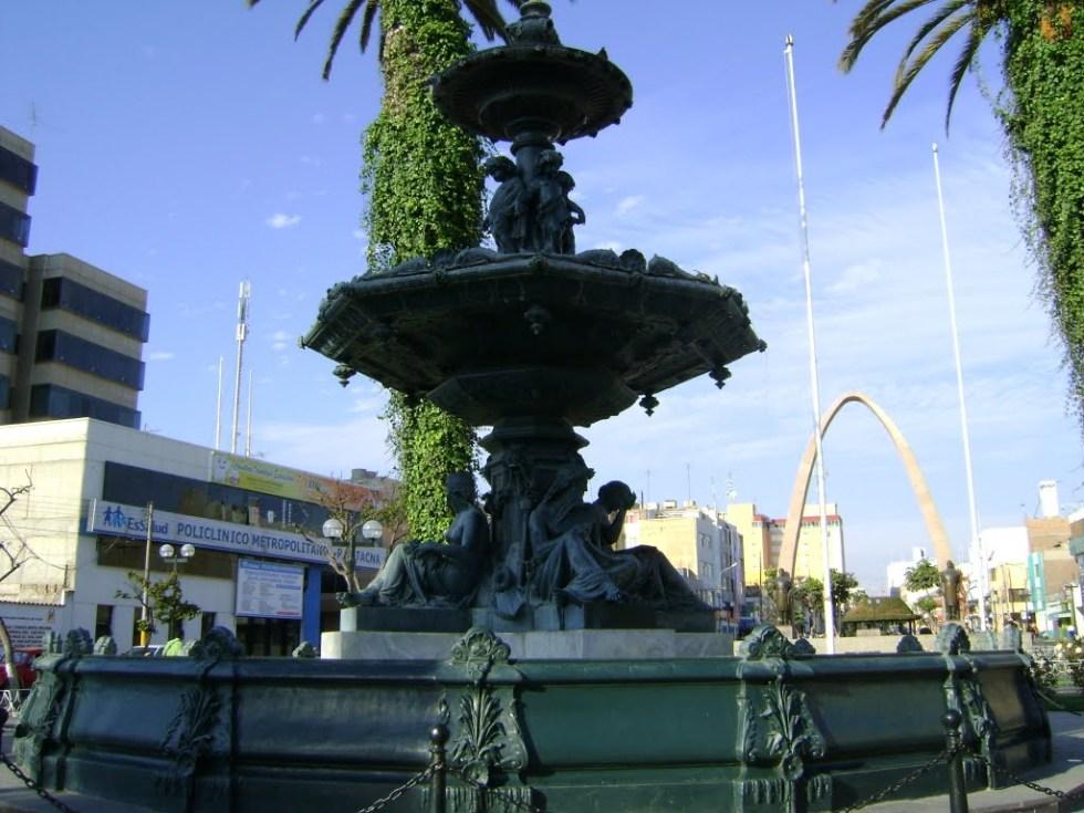 Pila de Tacna