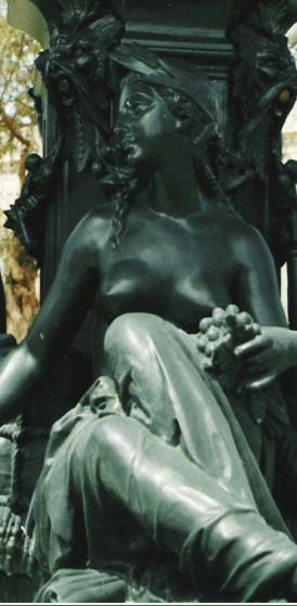 Hija de Neptuno, Nereida