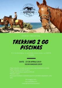 Trekking 2 giorni Piscinas