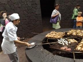 Restaurante El Diablo - Cocina